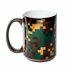 Boeing Defense Pattern Color Changing Mug