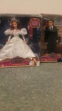 Enchanted giselle disney amy adams and robert wedding fairytale princess dolls