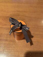 HermÈS Paris Mini Hat Gift Box Empty With Cloth Logo Bag And Ribbon