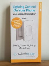 Switchmate Snap-On Instant Smart Light Switch