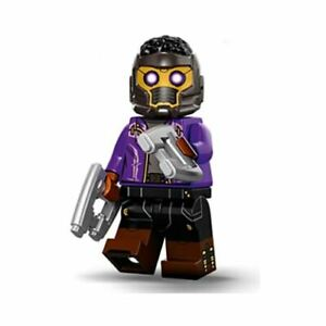 LEGO Marvel Super Heroes Series TChalla Star-Lord Minifigure #11 71031