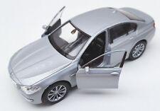 BLITZ VERSAND BMW 535 i silber / silver Modell Auto Welly 1:34-39 NEU & OVP 1