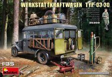 MINIART 35359 WWII German Werkstattkraftwagen Typ-03-30 in 1:35