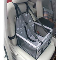 Pet Booster Car Seat Dog Car Seat Carrier Puppy Upgrade Perfect Small Medium ...