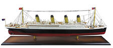 "RMS Titanic White Star Line Cruise Ship 36"" Museum Quality Wood Display Model"
