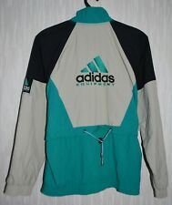 Adidas Equipment Men's Vintage Retro Sport Jacket - BIG LOGO - Size S / M (D4)