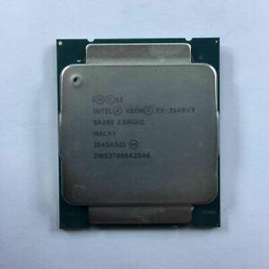 Intel Xeon Processor E5-2640 v3 SR205 @3.40GHz