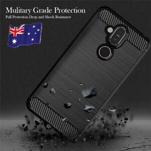 For HTC Desire U11 Life Eyes D12 U12 Plus Case Carbon Fiber Breathing Cover