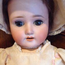 Exquisite Antique Schoenau Hoffmeister PB 1909 Doll Germany