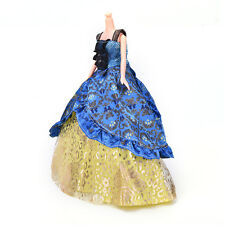 "Fashion Beautiful Handmade Party Clothes Dress for 9"" Barbie Doll 6F"