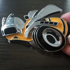 1x Super Bee Scat Pack Dodge Charger Challenger Emblem Grille Badge Hemi SRT New