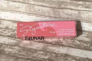 Vintage Mary Kay Signature Creme Cream Lipstick Unused Magenta