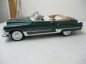 Road Legends 1/18- '49 Cadillac Convertible
