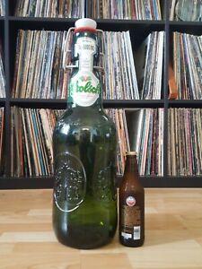 5L-5000ml Grolsch Swingtop HUGE Beer Lager Bottle Man Cave Game Room Bar