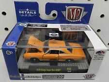 1970 DODGE BOYS ORANGE SUPER BEE HEMI R36 16-42 MOPAR SCAT PACK CITY CORONET M2