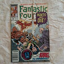 Fantastic Four #324 Comic by  Marvel 1989