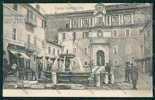 Roma Castel Gandolfo cartolina QK3994