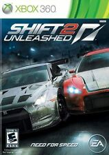 Shift 2: Unleashed - Drivers Battle Nissan Silvia Extreme Racing XBOX 360* NEW