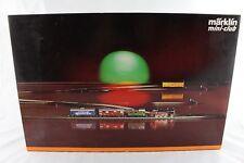 LEERKARTON 8158 großes Starter-Set Märklin mini-club  Spur Z
