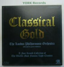 RTD-4 2020 - CLASSICAL GOLD - London Philharmonic Orch - Ex 4 LP Record Box Set