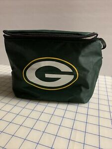 NFL Green Bay Packers 2015 insulated Lunch Bag (12Pack Cooler )
