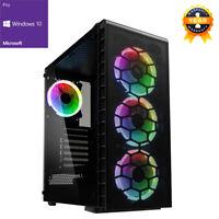 Kolink Observatory Lite Mesh Gaming PC, Intel i7-10700 4.8GHz, 32GB DDR4 RGB RAM