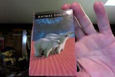 Animal Logic- II- used cassette tape- Korean import- rare?
