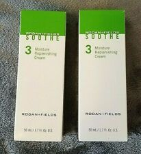 Rodan + Fields Soothe #3 Moisture Replenishing Cream 1.7 Fl. Oz. NIB 2 UNITS