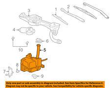 Lincoln FORD OEM LS Wiper Washer-Windshield Fluid-Reservoir Tank 3W4Z17618AA