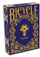 Surena Persian Blue Deck Bicycle Playing Cards Poker Size USPCC Custom Limited