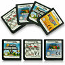 Super Mario Bros, Kart 64, Party DS Game Card For Nintendo 3DS NDS NDSL 3DSLL