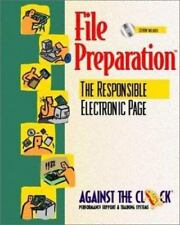 File Preparation : The Responsible Electronic Page and Student CD Package
