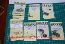 Alan Gibson 4mm Scale Model Railway Components for Detailing and Building