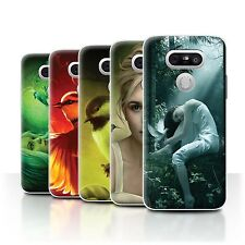 Official Elena Dudina Case for LG G5/H850/H820/H830/The Birds/Pack 18pcs