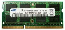 Memoria ordenador portátil Samsung 2GB 2Rx8 1,5V 204 pines M471B5673FH0-CH9