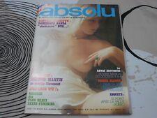 Magazine ABSOLU _ n°17 – Décembre 1975