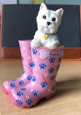 West Highland Terrier 'Sweet' Ornament