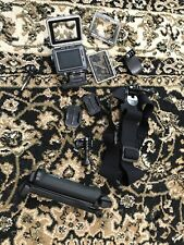 GoPro HERO Camcorder - Gray With Multiple Attachments!