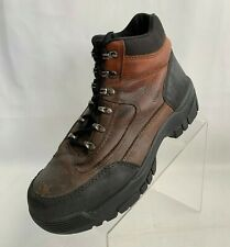 Georgia Boots Ankle Boots G7654 ESD Work Safety Toe Hiking Brown Leather Sz 10W