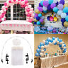 Large Balloon Arch Set Column Stand Base Frame Kit Birthday Wedding Party Supply