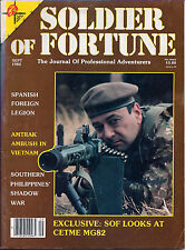 Soldier of Fortune Magazine (September 1982) Journal of Professional Adventurers