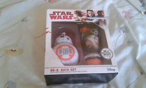 STAR WARS BB-8 BATH SET