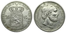 Netherlands - 2½ Gulden 1873 - Willem III