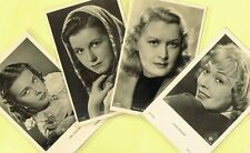 ROSS VERLAG (Germany) - 1940s ☆ FILM STAR ☆ Postcards #A3101 to #A3200