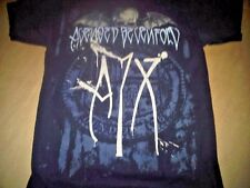 Avenged Sevenfold Small Nightmare Era 2010 Rock A7X Shirt
