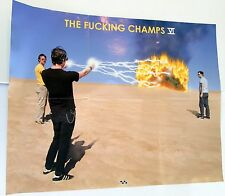 THE F**KING CHAMPS VI 20x25 Poster , drag city records