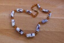collier en perles de murano authentiques