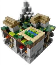 LEGO 21105 -  MINECRAFT MICRO WORLD II - THE VILLAGE - NEW - SEALED - MISB