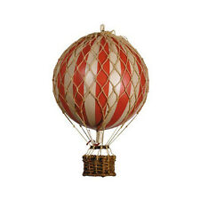 Authentic Models Small Model Hot Air Balloon Red Mobile