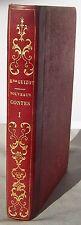 NOUVEAUX CONTES A L'USAGE DE LA JEUNESSE T1 / Mme GUIZOT / RELIURE 1/2 CUIR 1841